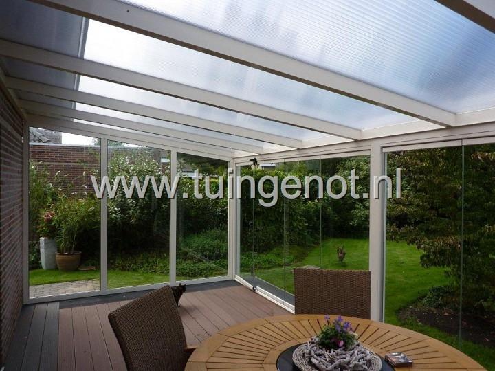 veranda serre thermische aluminium profielen veranda. Black Bedroom Furniture Sets. Home Design Ideas